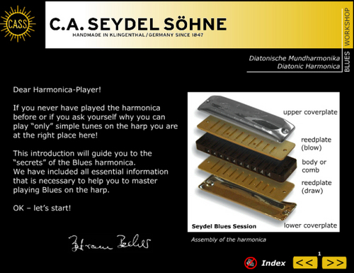 Product picture SEYDEL Soundcheck Vol.1 - Blues Beginner Workshop - download